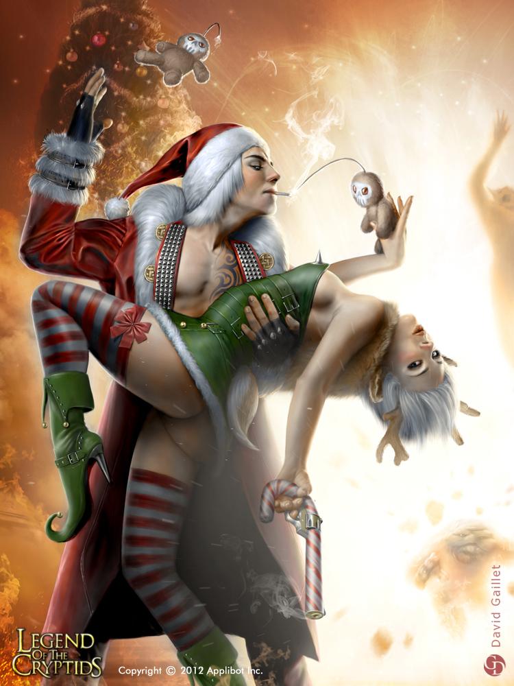 Santa Claus - 2 by DavidGaillet