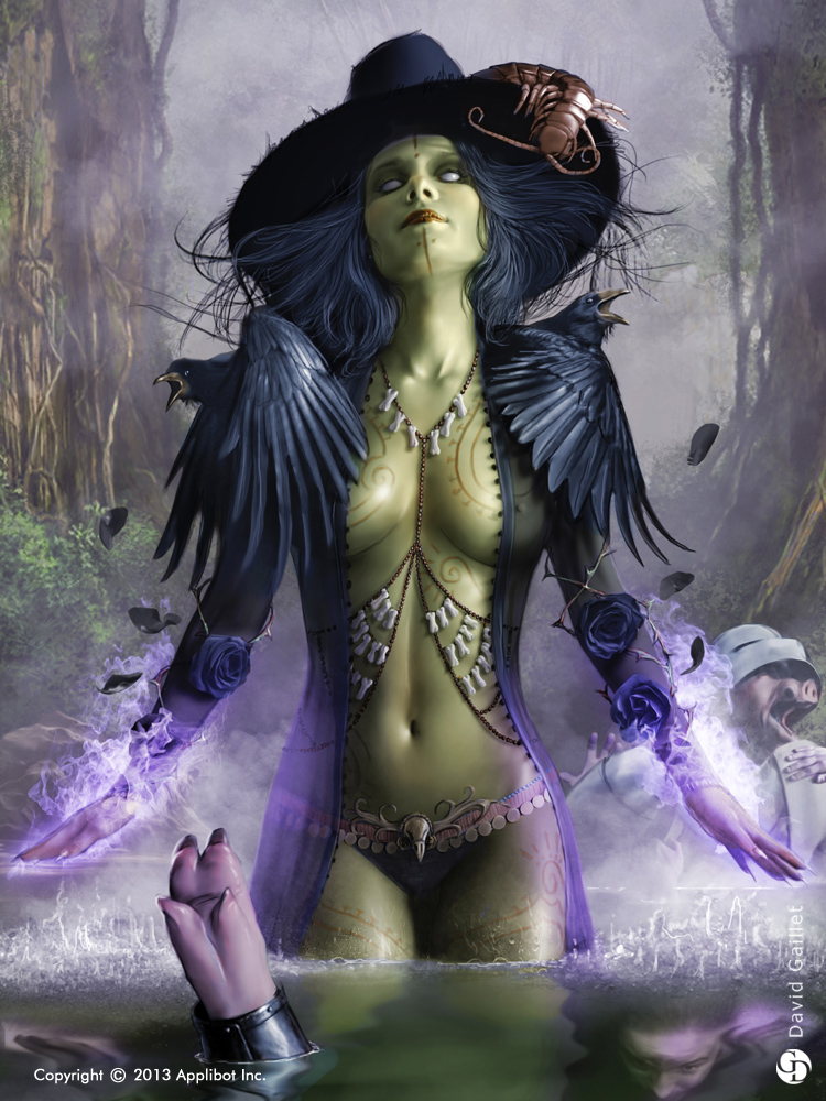 For explanation, hot sexy witches something