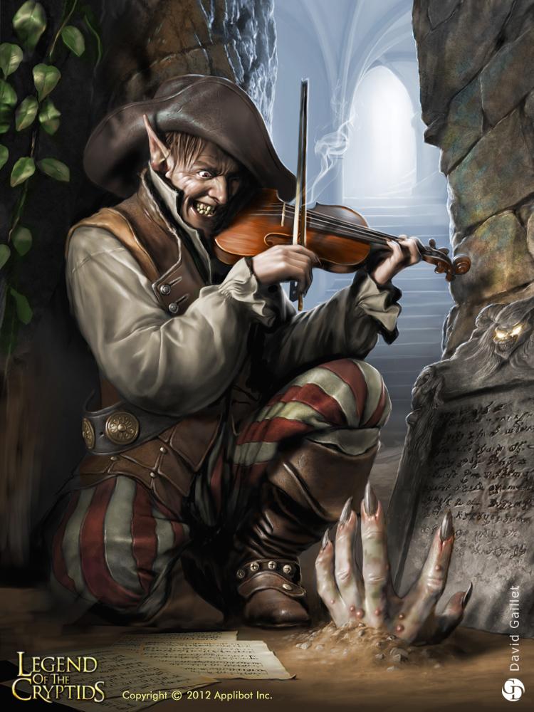 Violinist by DavidGaillet