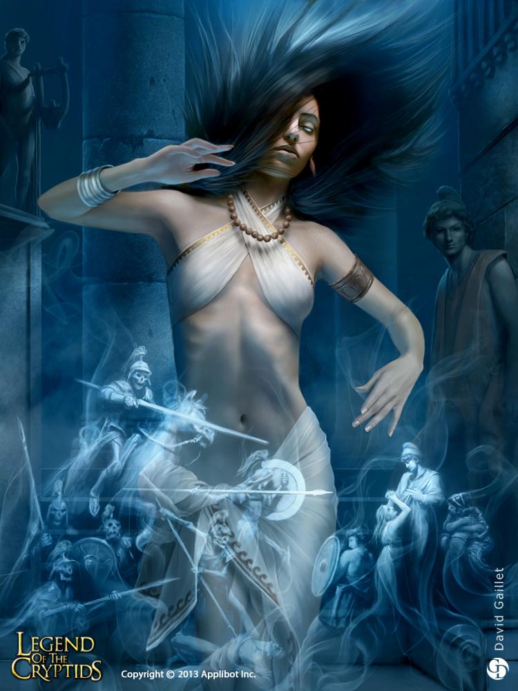 Cassandra by DavidGaillet