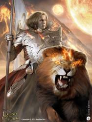 Leo by DavidGaillet