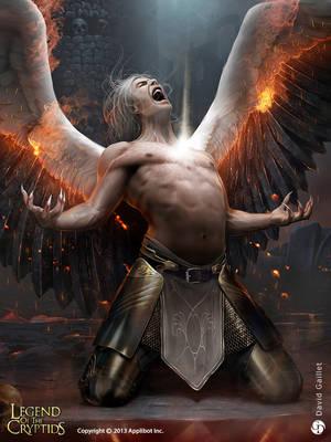 Proud Fallen Angel Alukiel - reg by DavidGaillet