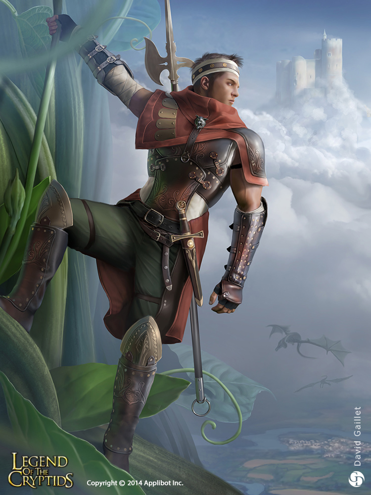 Jack and the beanstalk - reg by DavidGaillet