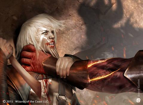 Demon's grasp