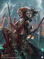 Wild demon princesses
