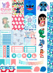 Liloandstitch - Stickers Imprimibles