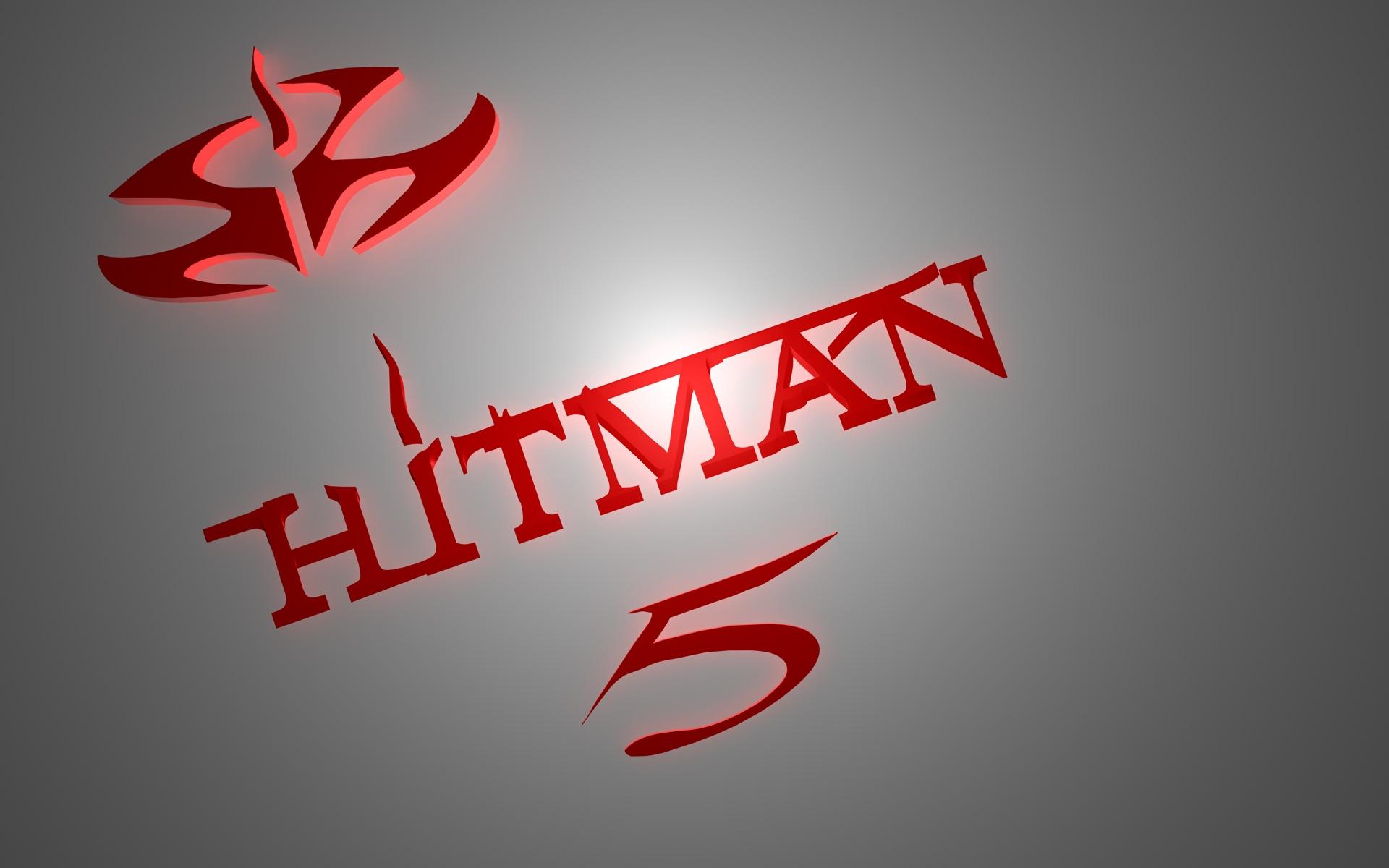 Hitman Absolution Logo Hitman 5 Logo by AkNia...