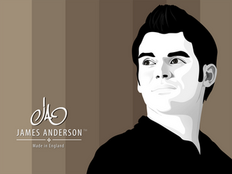 James Anderson Wallpaper by mukundnadkarni