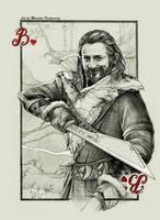 dean o'gorman Fili Hobbit The Dwarves by KerdzevadzeART