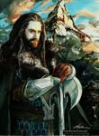 The Dwarves Thorin oakenshield richard armitage