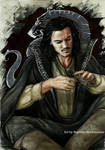 LukeEvans Dracula