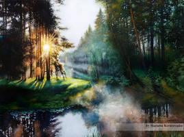 nature by KerdzevadzeART