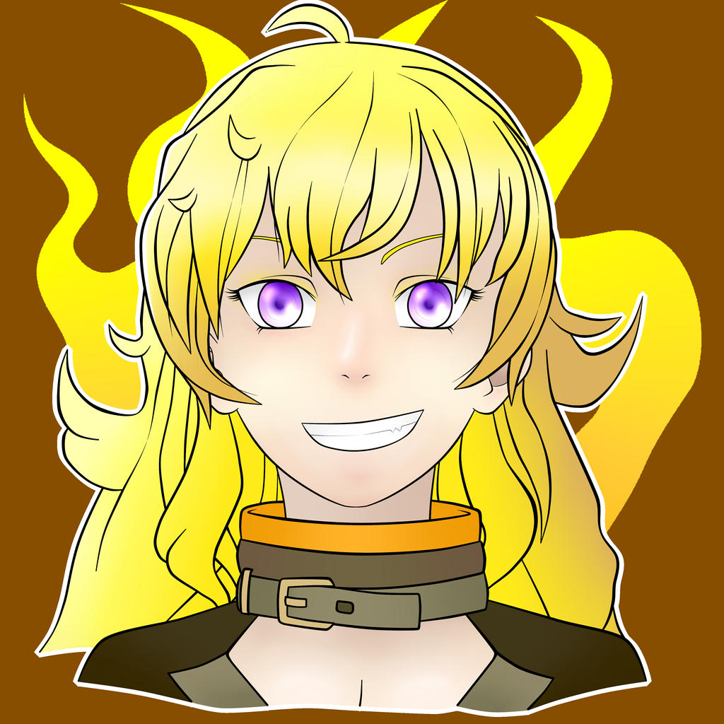 Yang Xiao Long Wallpaper: Yang Xiao Long Fan Art By Paolotorres023 On DeviantArt
