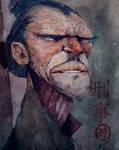 Samurai detective