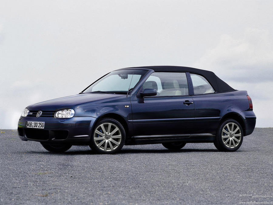 golf 3 5 cabrio virtual tuning r32 by craelthecruel on