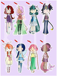 Doodle Point Adopts [CLOSED]