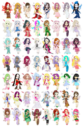 too many fairies point adopts [OPEN 17/56]