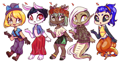 adopts in a row [closed]