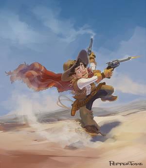 Wild West Hobbit