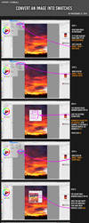 Convert an image into swatches by PEPPERTODE