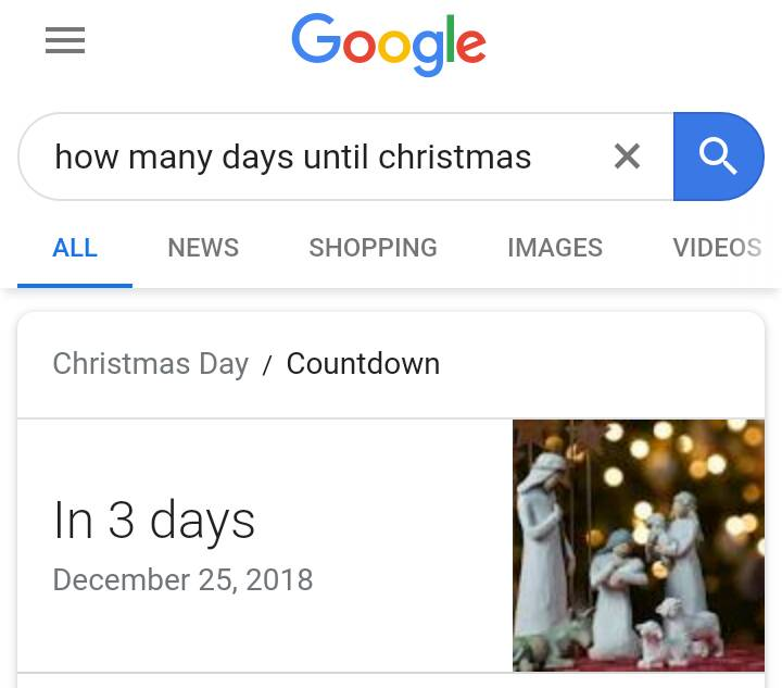 How Many Days Till Christmas Google.Kalvinfoxx On Deviantart Now There S Only Three More Days
