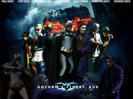 We Are Gotham's Finest by TheJokerTDK