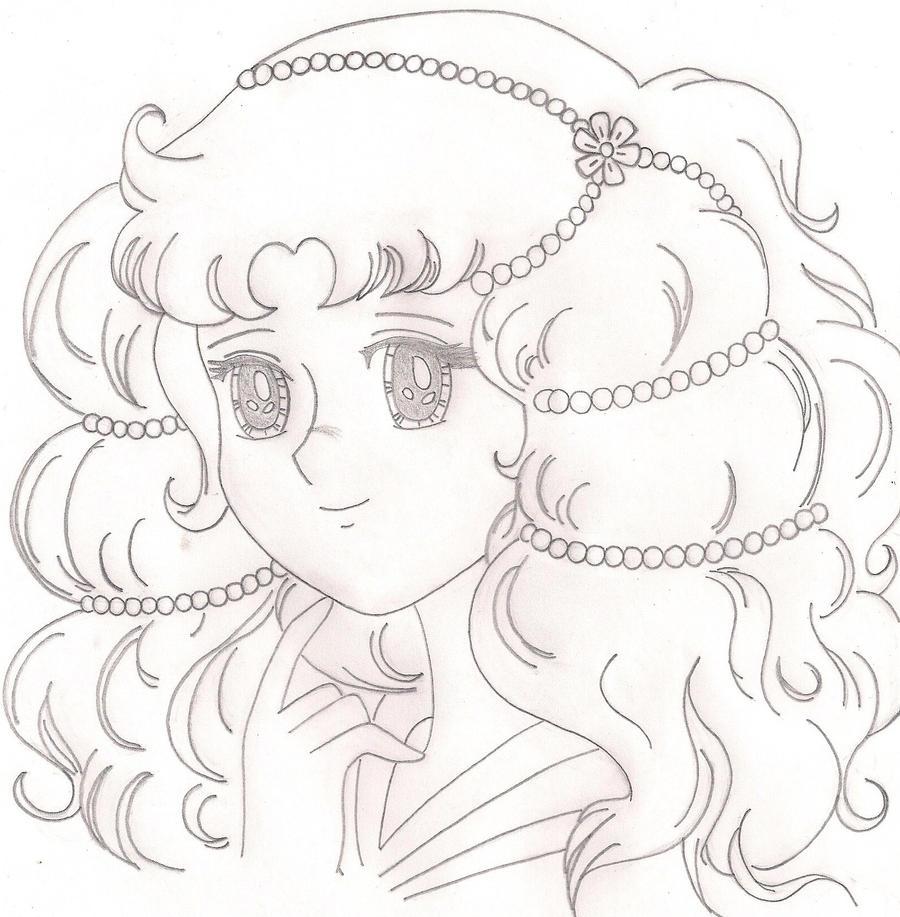 Dibujos Para Colorear De Candy Sketch Coloring Page