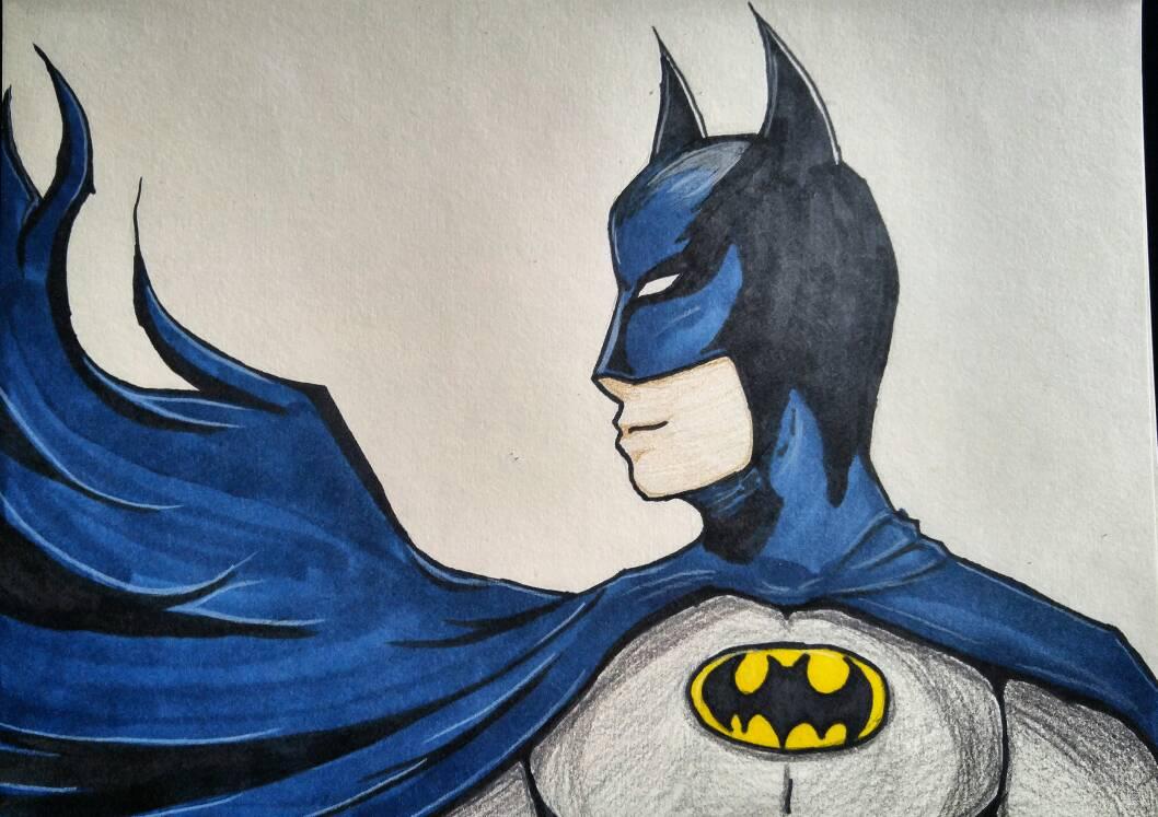 Batman by The-Outcast1