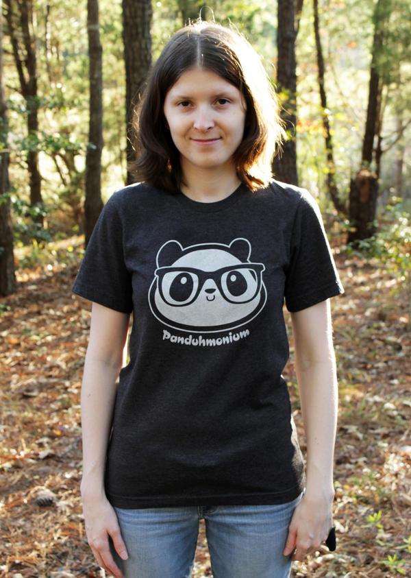 Diego the Nerdy Panda by Panduhmonium