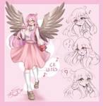 Celeste [OC Redraw]