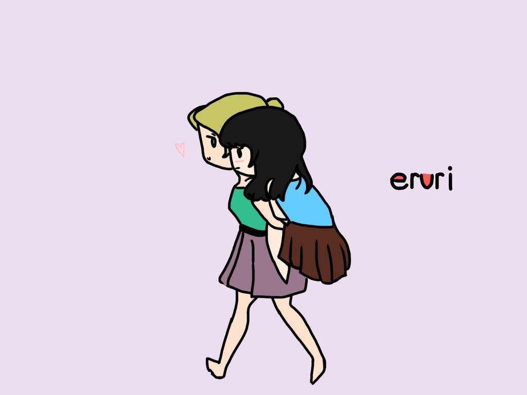 Eruri by Artmania1234