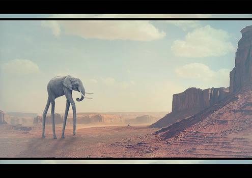 Space Elephant
