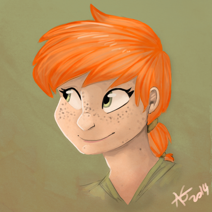 Small Ginger by Baisre