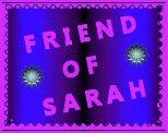 FRIEND OF SARAH'S 3 by MzKitty45601