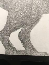 Jurassic the next generation tarbosaurus bataar 5