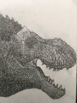 Jurassic the next generation tarbosaurus bataar 8