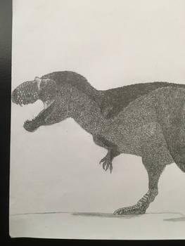 Jurassic the next generation lynthronax argestes
