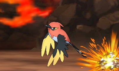 Phoenix The Fletchinder by NitsuaTribalGod