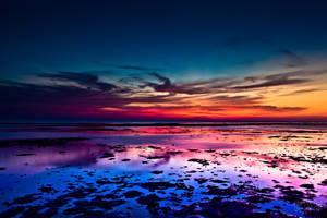 Mastorah Sunset I by mhmalali