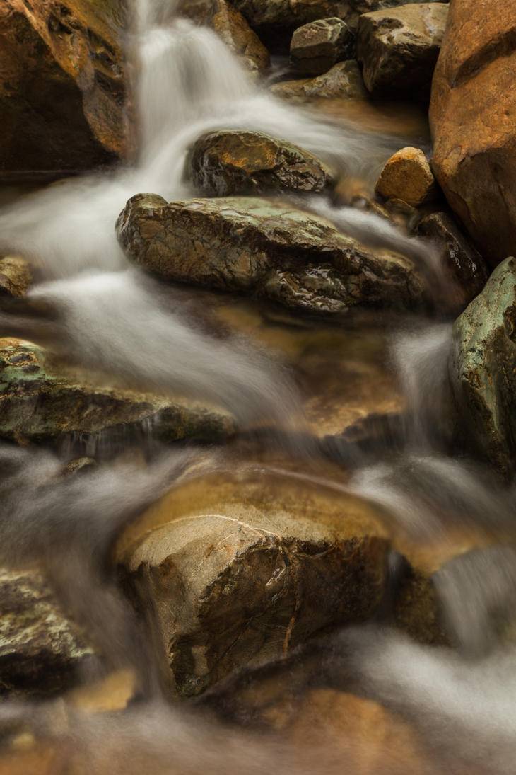 Water and Rocks by mhmalali