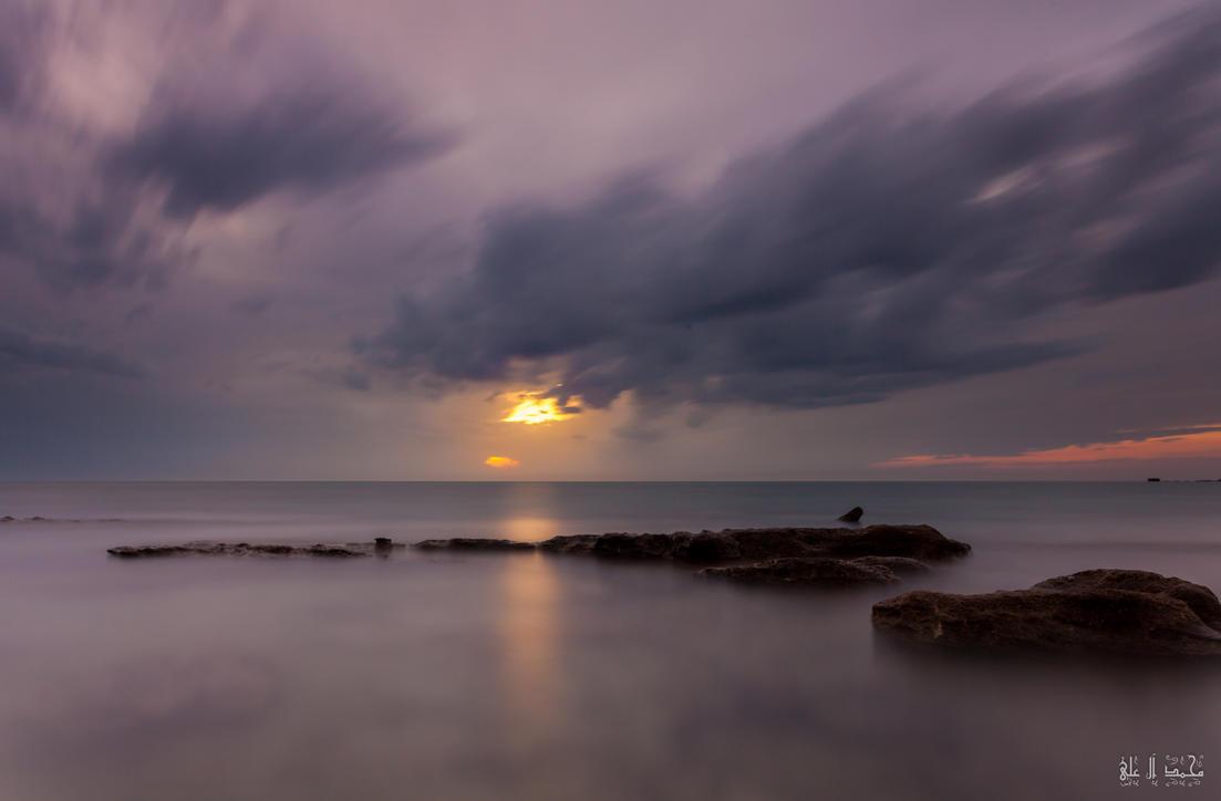 Last Light I by mhmalali