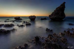 Magna Rocks I by mhmalali