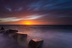 Sunset III by mhmalali