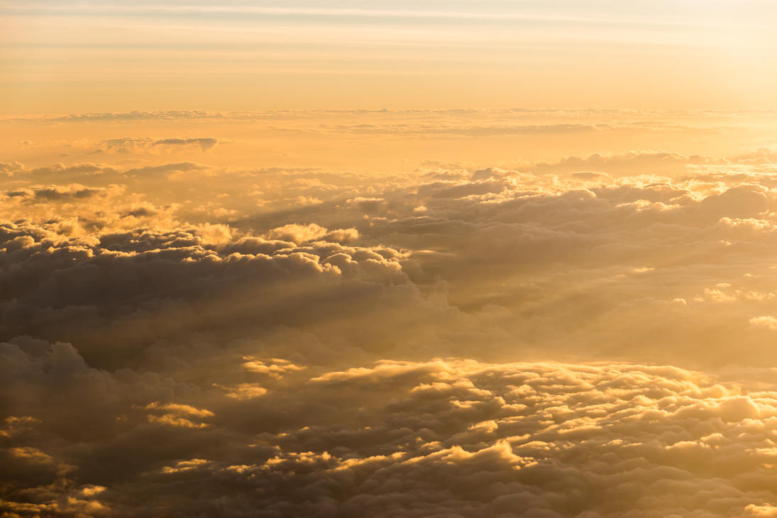 Above the Clouds II by mhmalali