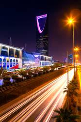 City of Riyadh by mhmalali