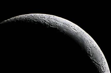 Year's Moon by mhmalali