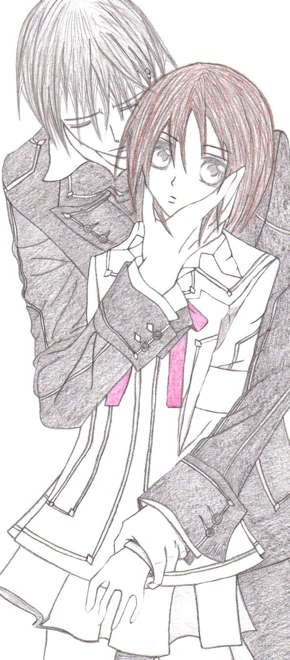 Zero x Yuuki Vampire Knight by XTeodoraCristinaX on DeviantArt