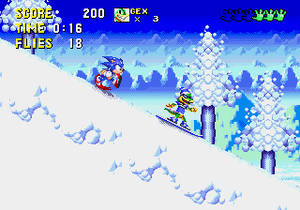 Gex 3 and Sonic (Christmas 2019)