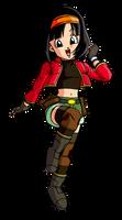 Xeno Pan (Super Dragon Ball Heroes)