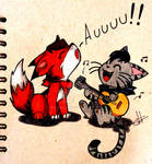 Cantando juntos